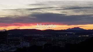 Прекрасный день в Аликанте