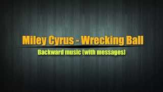 Watch Miley Cyrus Backwards video
