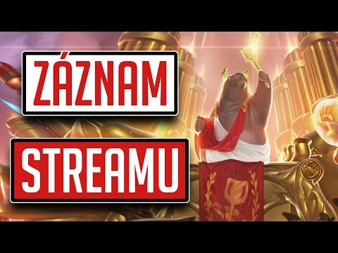 League of Legends: U.R.F. (Záznam streamu) thumbnail