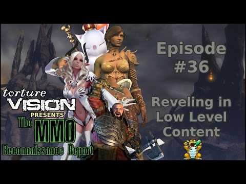 MMO Recon Report: Reveling in Low Level...