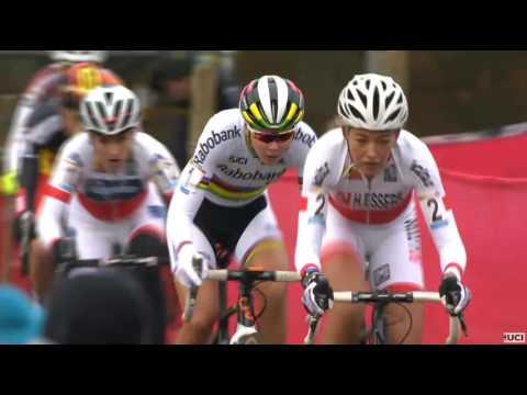 Elite Women's Cyclocross World Cup – Zeven 2016