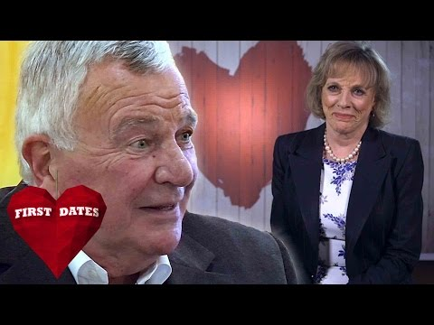 Lawyer John Gets Shocked By Celebrity Date Esther Rantzen | Celebrity First Dates