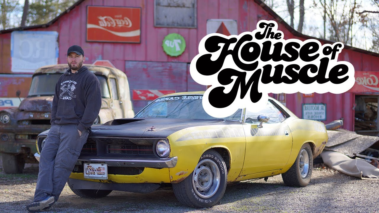 Ratty Muscle Cars - The House Of Muscle Ep. 8 - YouTube