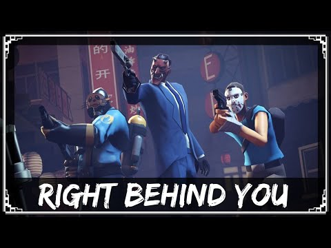 [TF2 Remix] SharaX - Right Behind You (New 2017 Version)