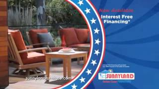 Outdoor Patio Furniture Memorial Day Sale For Frisco & Plano At Sunnyland In Dallas Fort Worth