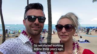 Learn how to start your own legit online business to supplement you income.