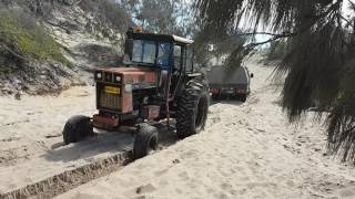 F250 bogged at Ngkala Rocks August 2016