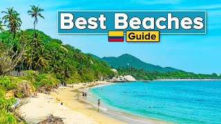 Best Beaches in Colombia: Tayrona NP, Santa Marta, Palomino & Minca (Exploring Colombia Ep.05)
