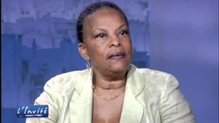 """Christiane TAUBIRA : """"C"""