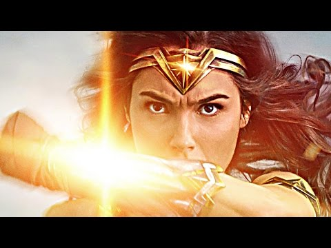 Wonder Woman Supercut - all clips, trailer, B-Roll and behind-the-scenes (2017) moviemaniacs