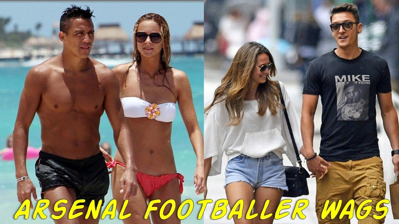 Arsenal Football Players Hottest Wags Wife Girlfriend 2017