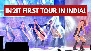 IN2IT first concert in INDIA ft. ALEXA of Produce 48 - VLOG! |KPOP High India