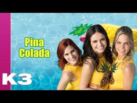 K3 lyrics: Pina Colada