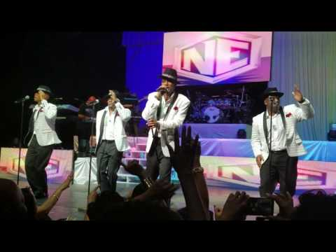 Candy Girl/Popcorn Love - New Edition (Concert Performance)