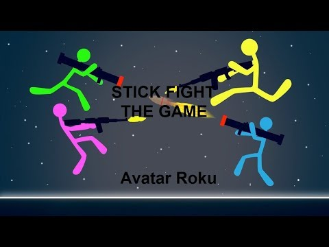 Stick Fight The Game - THIS GAMES SO FUNNY