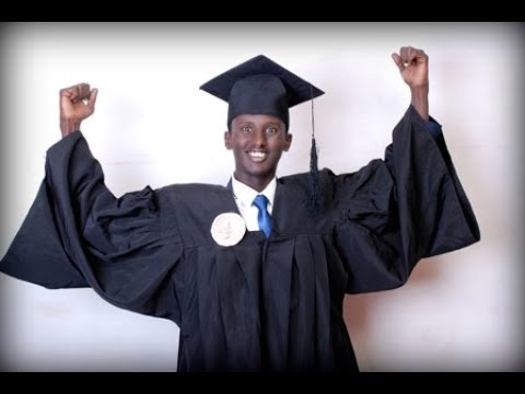 Djiboutian Students' Graduation Cermonay  in Addis Ababa, Ethiopia.PART 1
