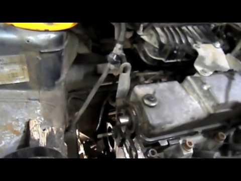 Двигатели автомобилей УАЗ Смазочная система