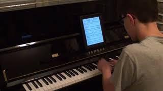 Jackson 5 - I Want You Back (Piano Cover)