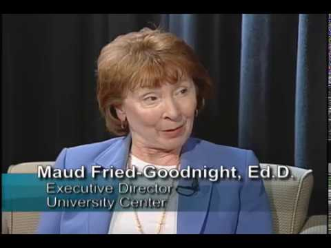 "Cumberland County College  ""Insights""  Maud Fried-Goodnight, Ed.D."