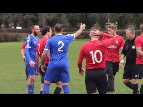 DERBY DAY Highlights: Studley Lions 1-1 SSS Lions (1-4 Pens)