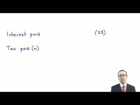 ACCA P2 Example 4 – Group statement of cash flows