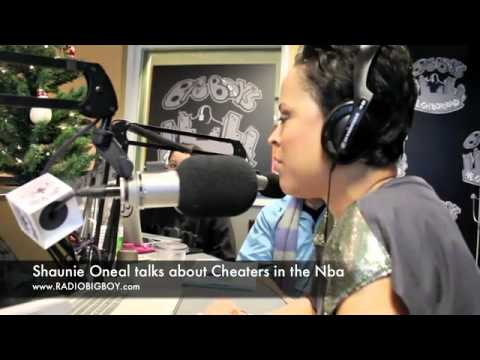 Shaunie O'Neal Speaks On The Cheaters In The NBA D-Wade LeBron James