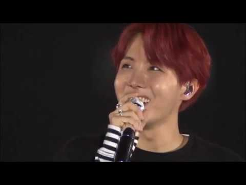 [SUB INDO On CC] BTS Speech THE WINGS TOUR FINAL