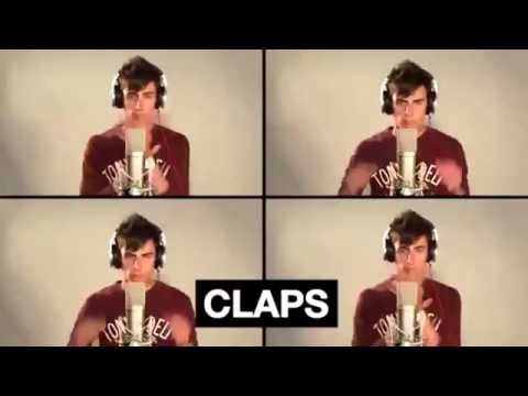 Mike Tompkins Starships How I Made it