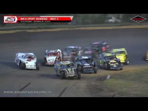 Sport Modified Heats - US 30 Speedway - 9/14/19