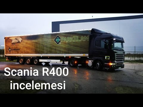 SCANİA R400 İNCELEMESİ