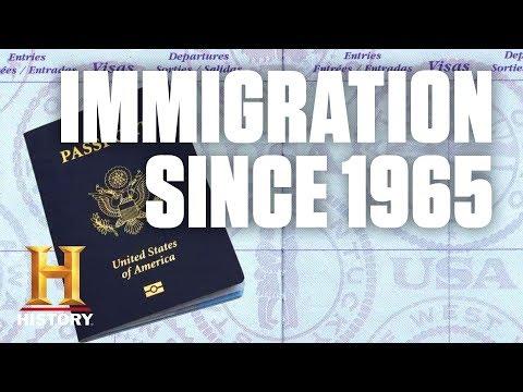 U.S. Immigration Since 1965 | History