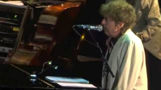 "Bob Dylan performing ""Highway 61 Revisited"" live on October 28, 201..."