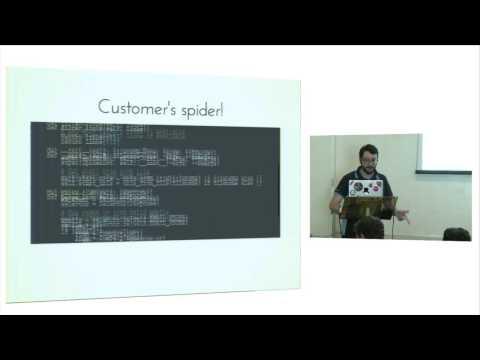 Image from Da sito web a dati JSON in 30 minuti con Scrapy