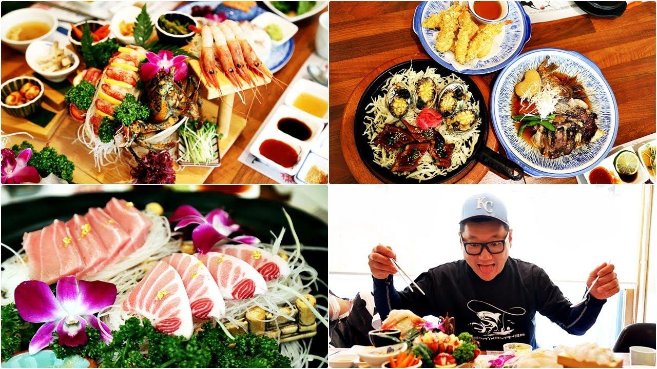 청주 일식 맛집 - 샷보로 with 쪼다엽 모카한잔 [ 앵글러들의 만찬 ]