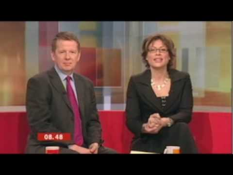 Pt 1 Tom Hollander on BBC Breakfast
