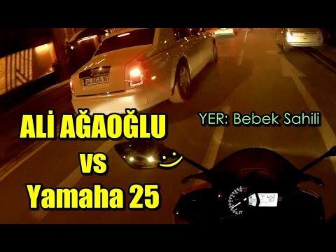 Ali Ağaoğlu da olsan trafikte beklemek zorundasın :) / R25 Motovlog / Günlük Şeyler