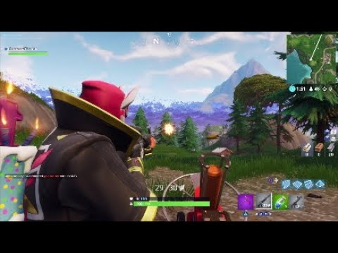 ALL 6 CLAY PIGEON LOCATIONS FORTNITE