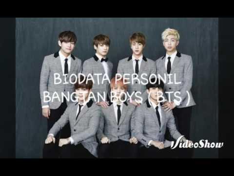 Biodata BTS ( LITA )