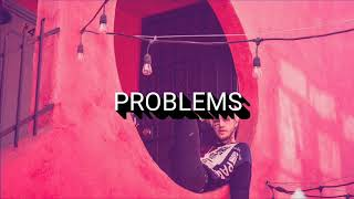 Lil Peep - Problems (Lyrics Video)