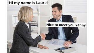 Funniest Yanny or Laurel memes