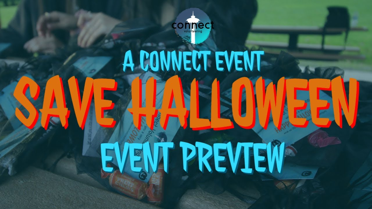 """Save Halloween"" Event Preview"
