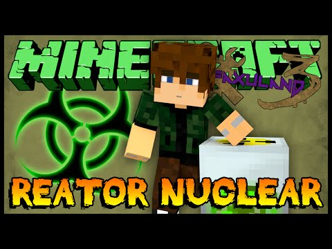 Reator Nuclear - Nofaxuland 3 #67 (Minecraft + Mods 1.6.4)