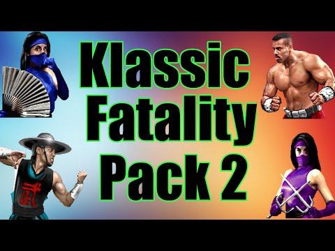 Klassic Fatality Pack 2 | Mortal Kombat X