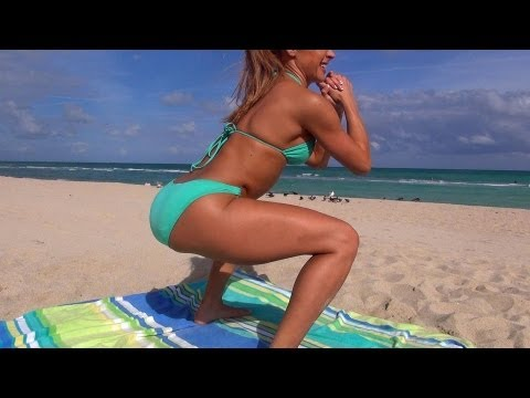 BEST Butt Workouts, Leg Workouts, Ab Workout..BEST of Ali Sonoma!!