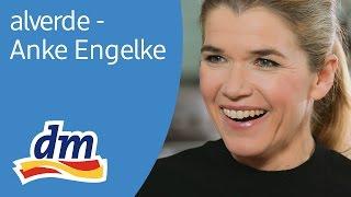 alverde Magazin - Interview des Monats mit Anke Engelke