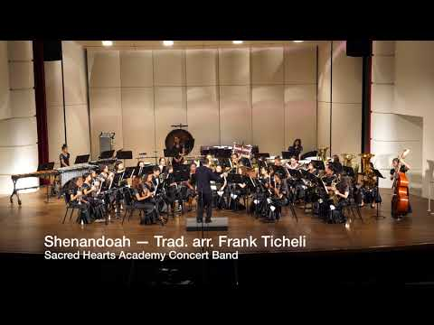 Sacred Hearts Academy Concert Band — 2018 OBDA Parade of Bands