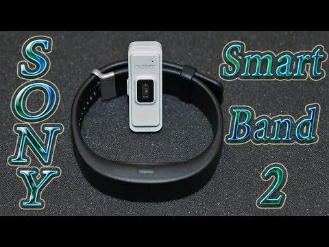 Sony SmartBand 2 (SWR-12) - Обзор умного браслета Сони