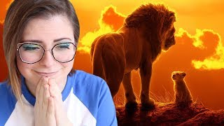 The Lion King Official Trailer | REACTION