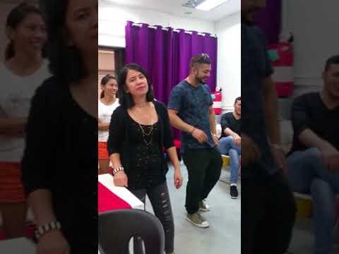 OFW SINGAPORE one community training center.