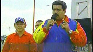 Maduro inauguró fábrica de autobuses Yutong en Yaracuy
